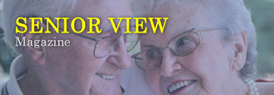Senior View Magazine by Joshua David Dinnerman
